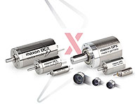 Product overview: DCX motors, GPX gearheads and ENX encoders can be configured online. © 2012 maxon motor ag