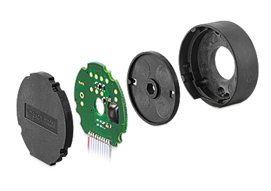 Digital encoders for brushed and brushless DC motors