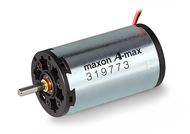 Ironless brushed DC motors