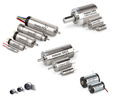 Set to create a new benchmark for DC motor speed and quality are the new brushless DC motors from maxon motor