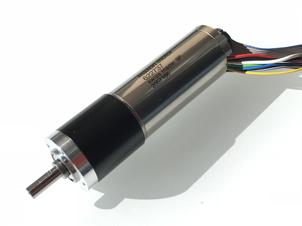 Australian motor news index first maxon motor of its for Bldc motor with encoder