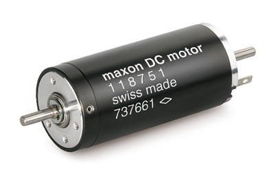 Brushed DC motors with efficiencies over 90%