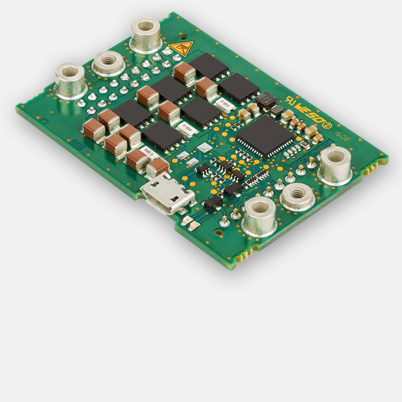 ESCON Module 50/8, 4-Q Servocontroller for DC/EC motors, 8/15 A, 10 - 50 VDC