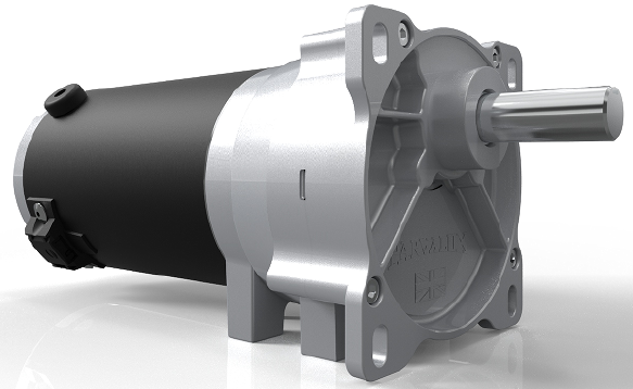 For long life and reliability the new Parvalux brushed DC gearmotor is perfectly suited to industrial applications such as printing machines, conveyor systems and materials handling equipment